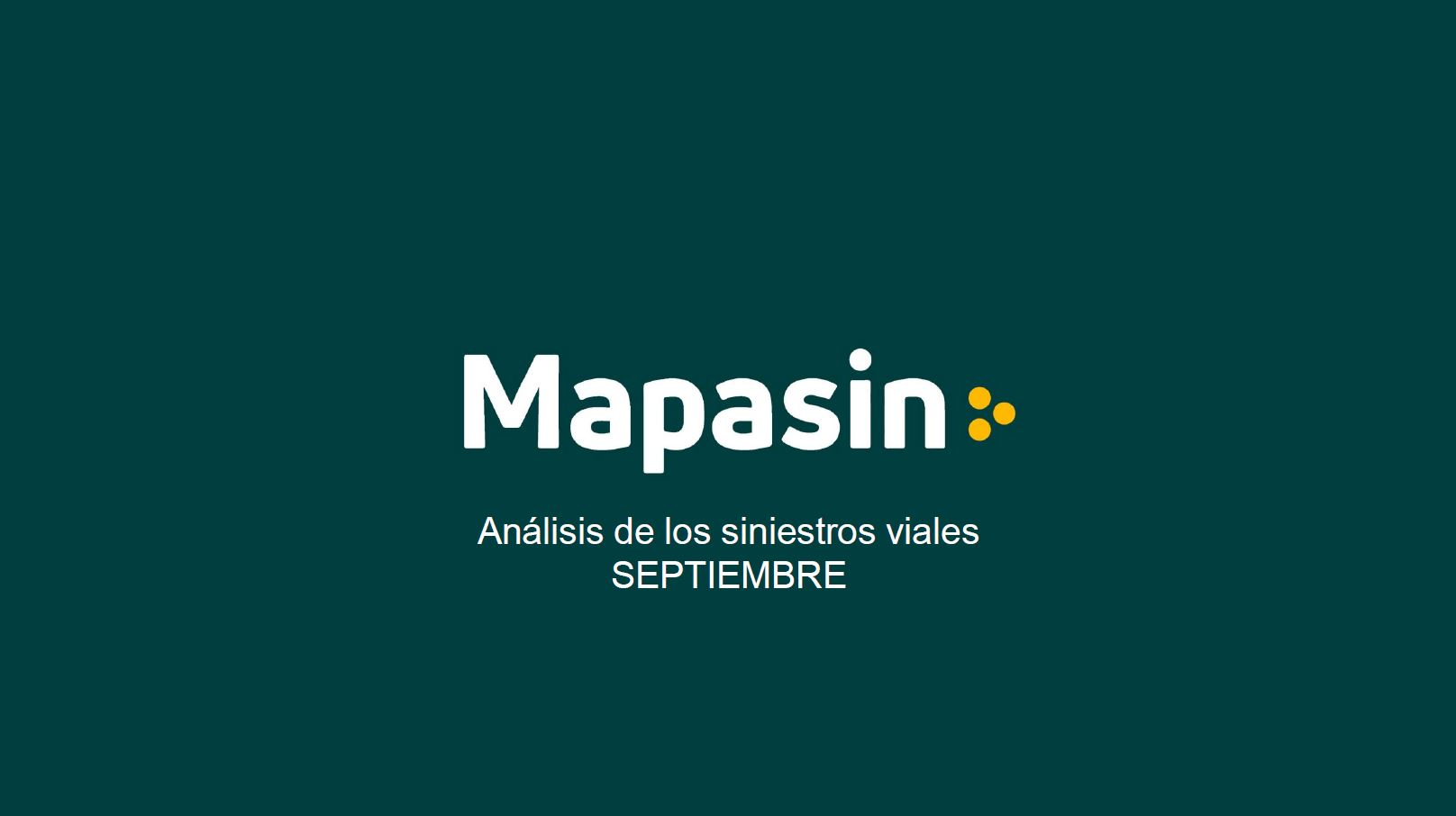 Análisis De Siniestralidad Vial Septiembre 2020. Culiacán, Sinaloa