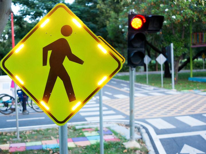 Estudio: Puentes Anti Peatonales, Diagnóstico de Seguridad Vial en su Contexto Urbano