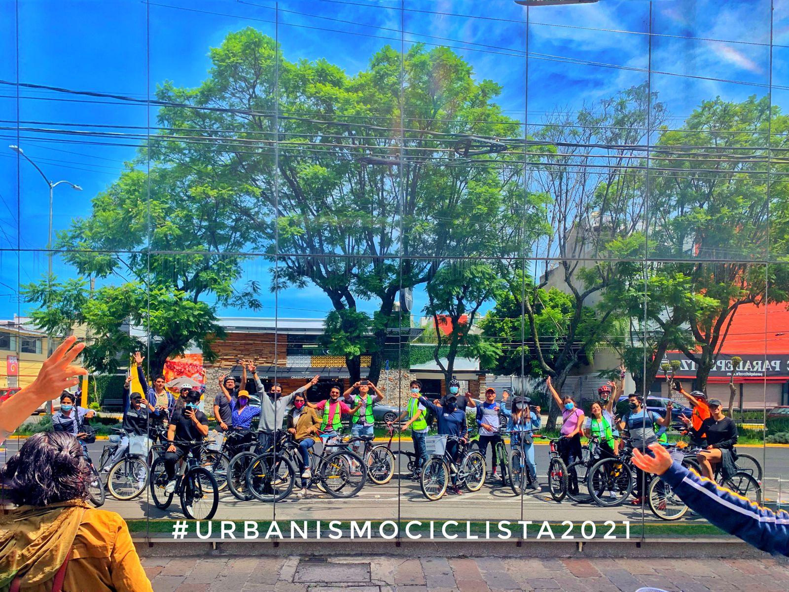 Experiencia: Taller Urbanismo Ciclista